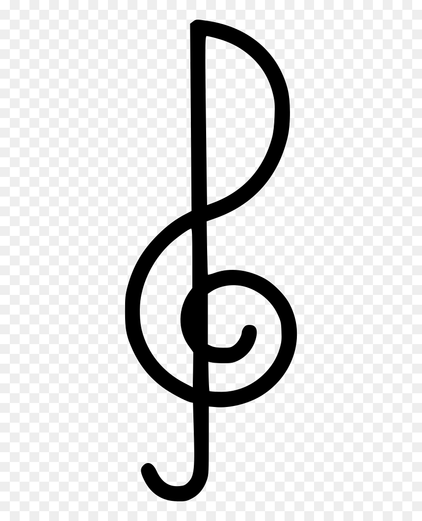 Key Music Note, HD Png Download