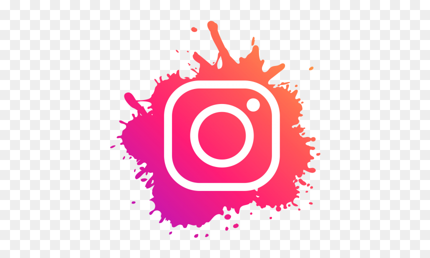 Splash Instagram Icon Png Image Free Download Searchpng - Transparent Logo Whatsapp Png, Png Download