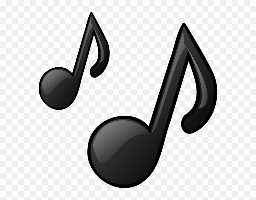 Music Notes Clip Art - Musical Note, HD Png Download