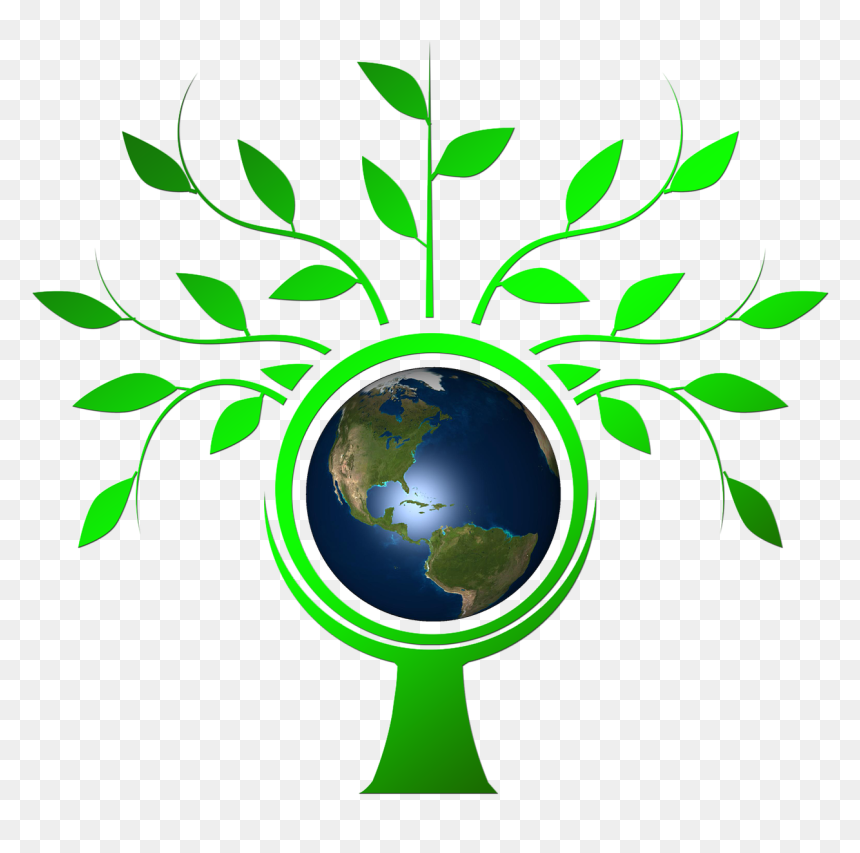 Save Mother Earth Png, Transparent Png