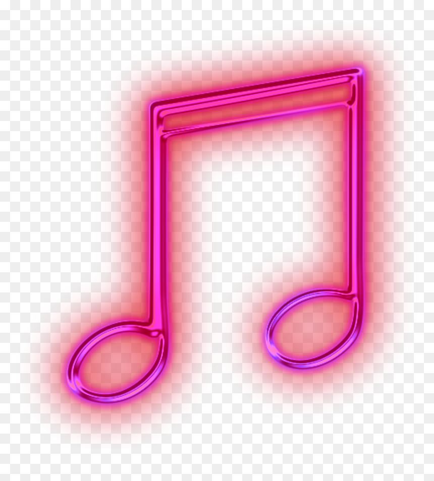 Tumblr Music Notes Png - Music Note, Transparent Png