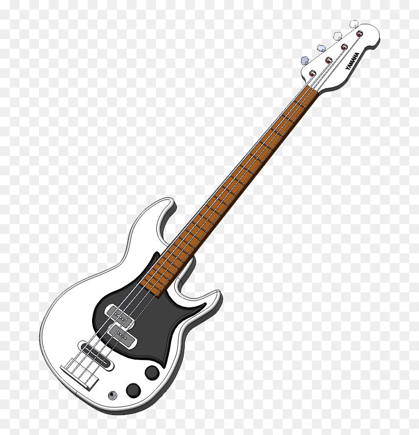 Bass Guitar Png Clipart Bass Guitar Clipart Png Transparent Png 702x813 Png Dlf Pt