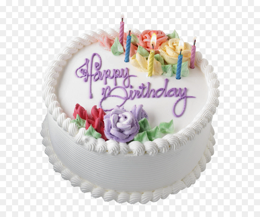 Happy Birthday Cake Gift, HD Png Download