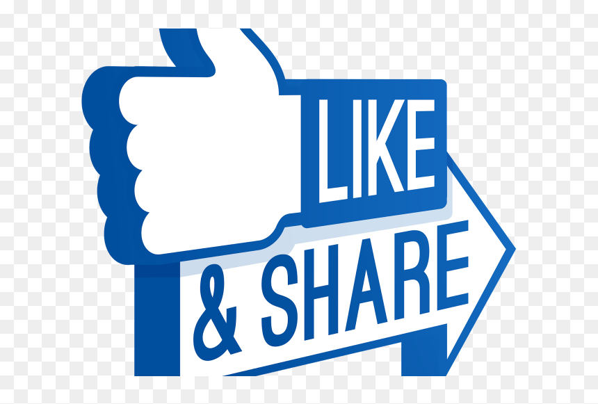Like And Subscribe Png Vector Black And White Stock - Youtube Like Share Subscribe, Transparent Png