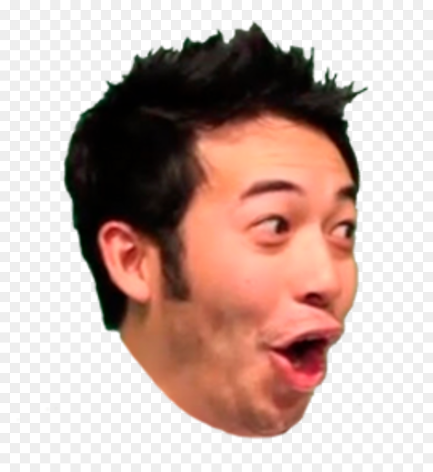 Pogchamp Png , Free Unlimited Download - Pogchamp Twitch Emote, Transparent Png