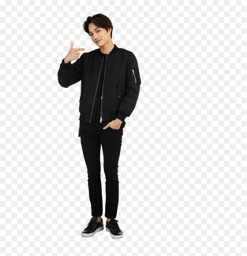 Kai Exo Whole Body, HD Png Download