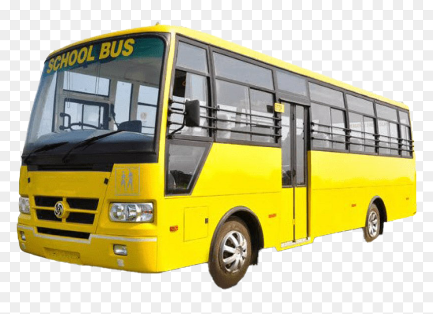 School Bus Png Photo - School Bus In Png, Transparent Png