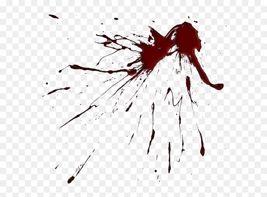 Realistic Dripping Blood Png - Png Transparent Blood ...