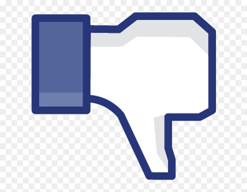 Networking Like Service Button Youtube Farmville Facebook - Dislike Clipart, HD Png Download