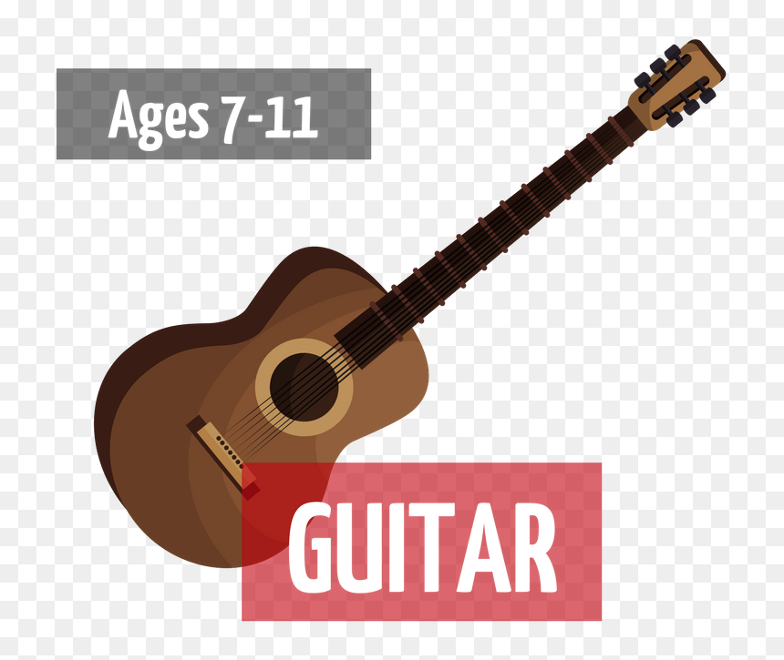 Banner Free Stock Guitar Week Course Visalia Music - Indian Musical Instruments, HD Png Download