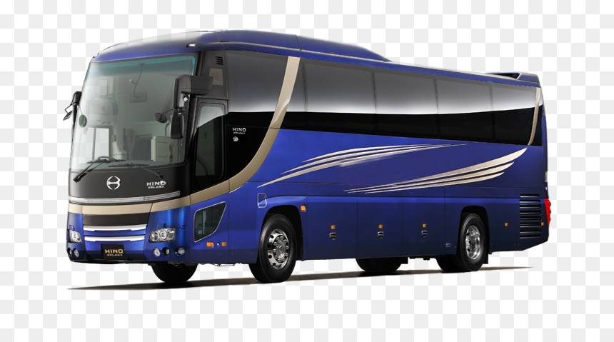 Luxury Buses In India, HD Png Download