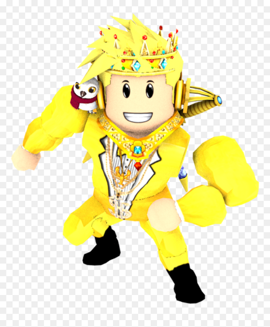 Transparent Roblox Character Png - Avatar Roblox, Png Download