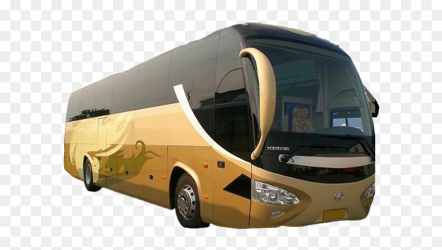 Volvo Tourist Bus Png Free Download - Volvo Bus Png, Transparent Png