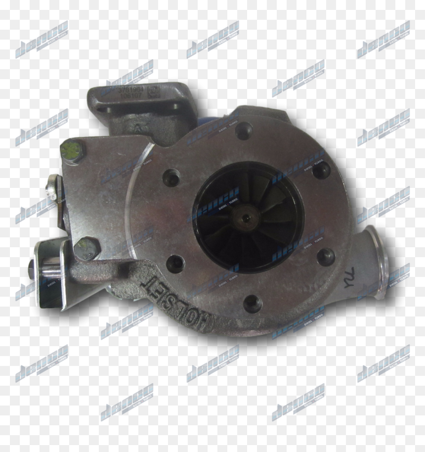 20593443 Turbocharger Hx40w Volvo Bus/coach D7 - Rotor, HD Png Download