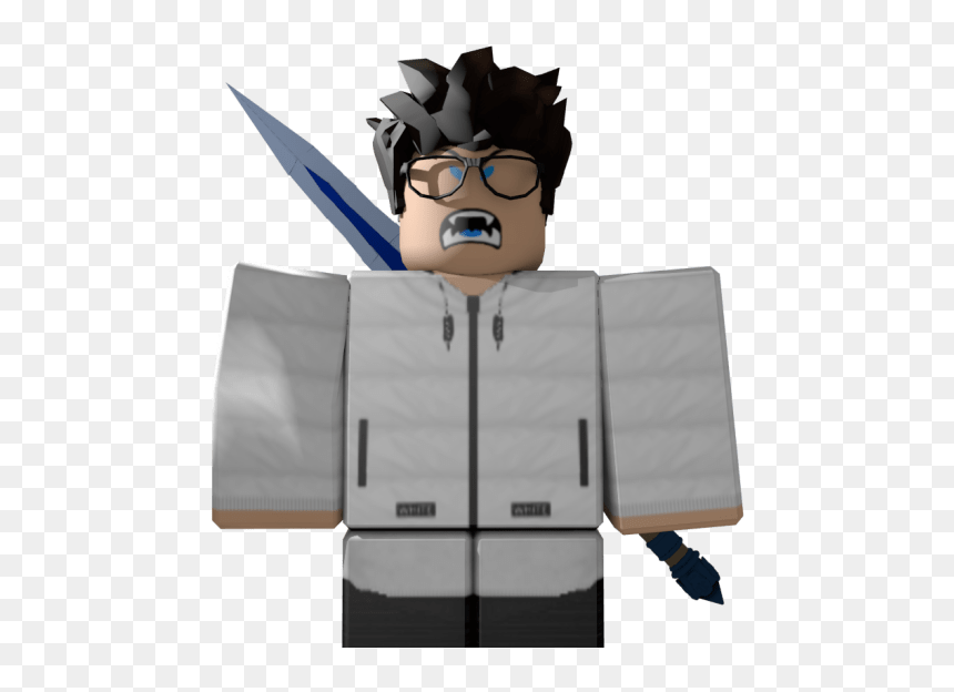 Gfx Roblox Character Png, Transparent Png
