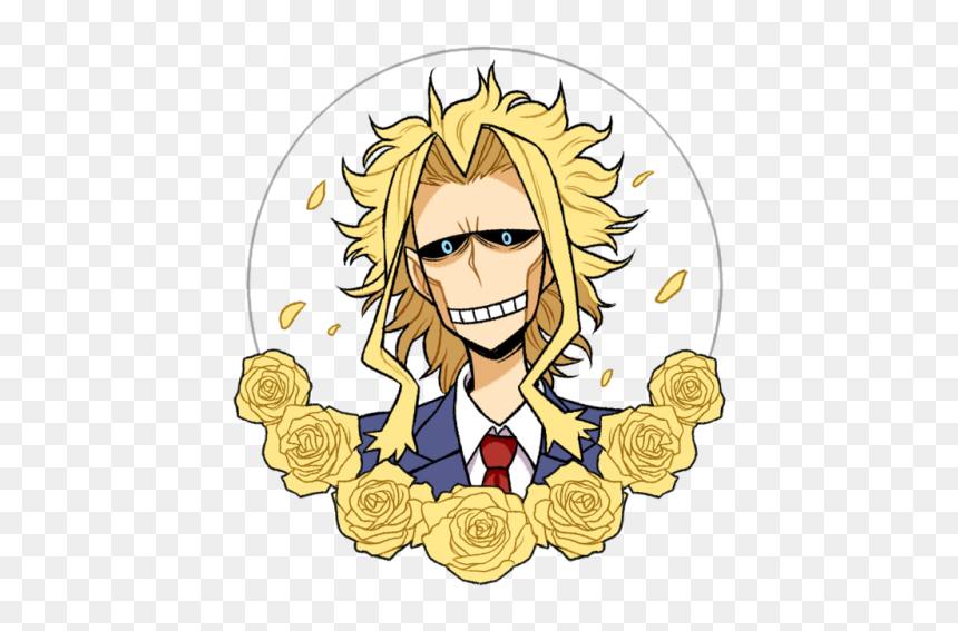 All Might Aesthetic, HD Png Download