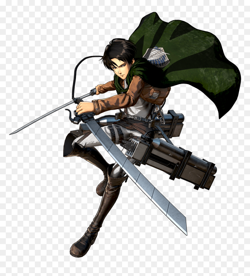 A O T Attack On Titan Png Png Download Levi Attack On Titan Png Transparent Png 1104x1169 Png Dlf Pt