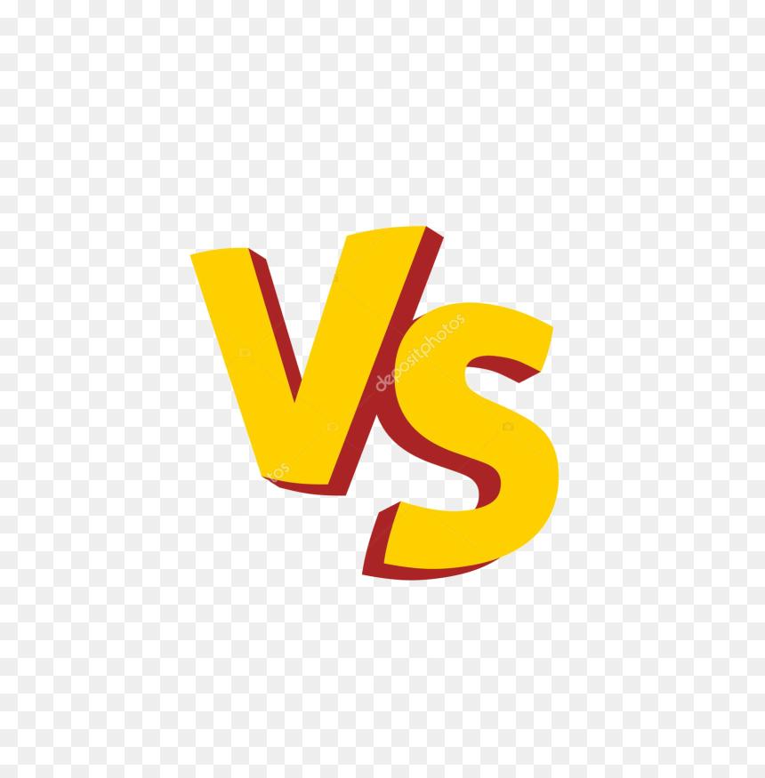 Versus Vector, HD Png Download