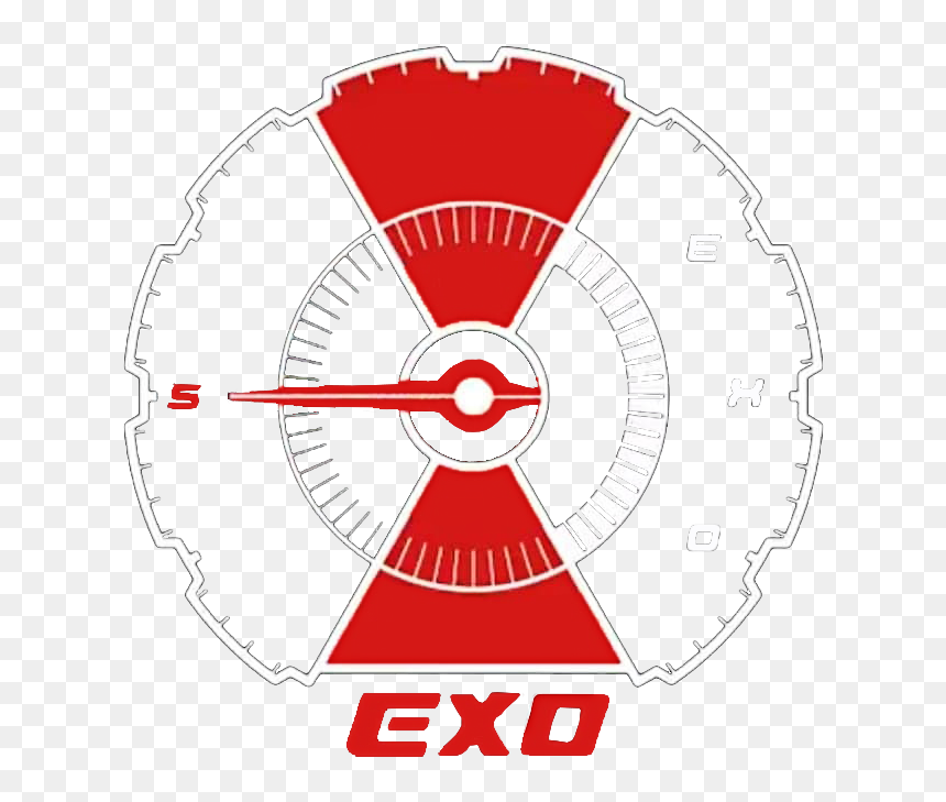 #logo #png #tempo #exo #ot7 #kpop - Exo Don T Mess Up My Tempo Logo Png, Transparent Png