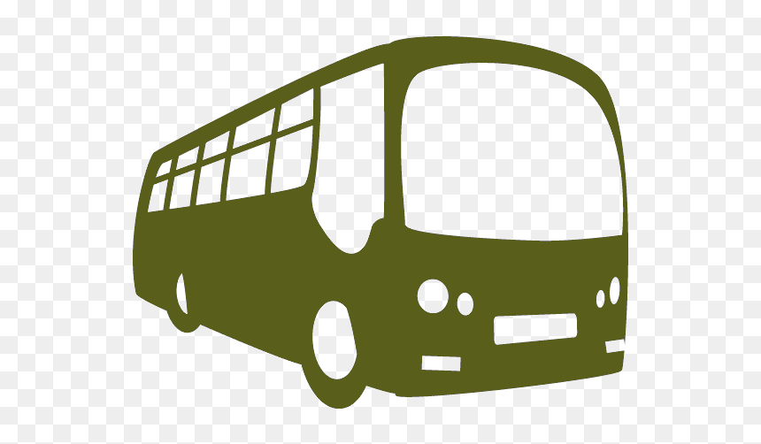 Coach Clipart Bus Volvo - Bus Logo, HD Png Download