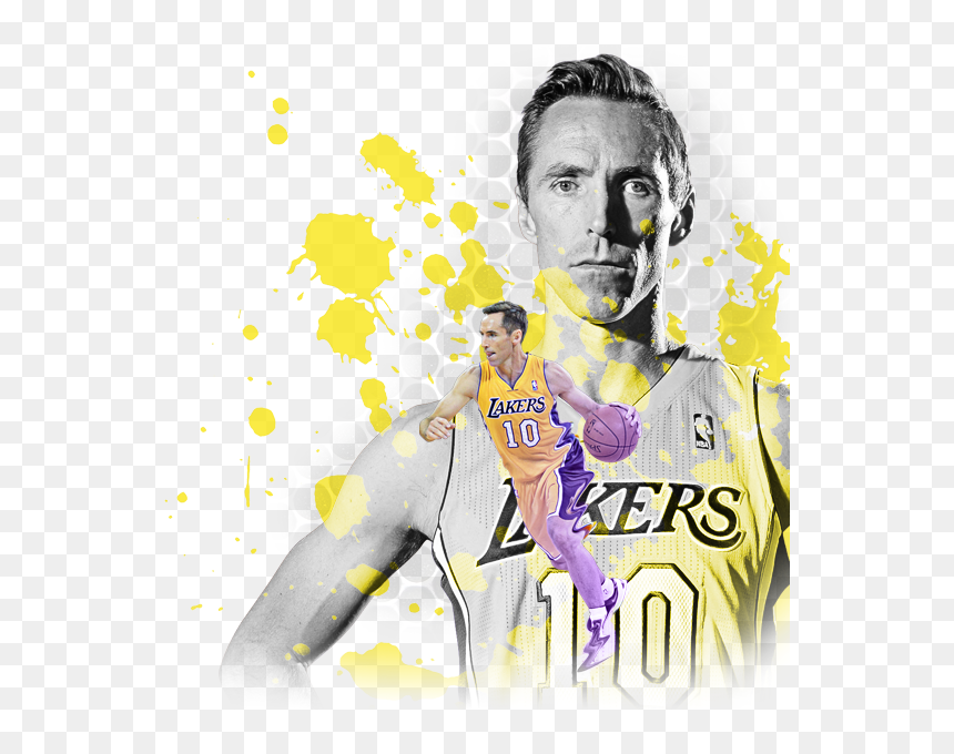 Steve Nash Background - Steve Nash Happy Birthday, HD Png Download