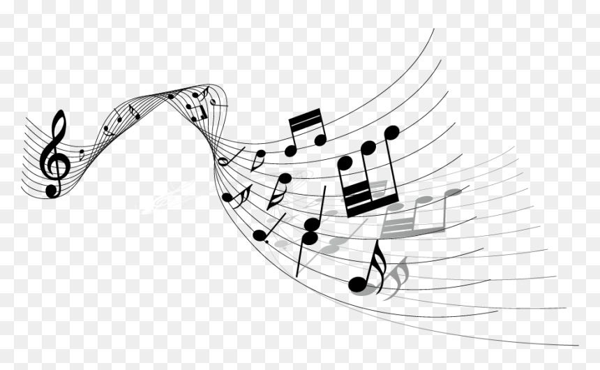 Musical Note Drawing Royalty-free Clip Art - Note De Musique Image Png, Transparent Png