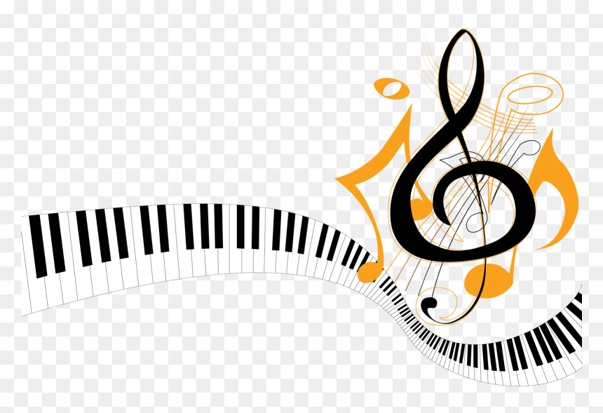Musical Notes Vector Png Download - Musical Instruments Logo Png, Transparent Png