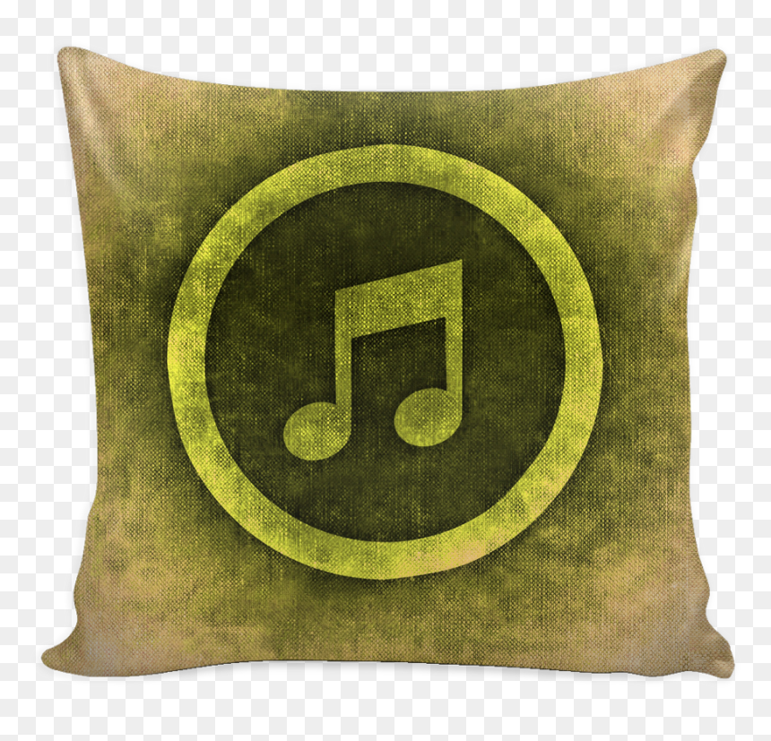 Music Note With Color - Music, HD Png Download