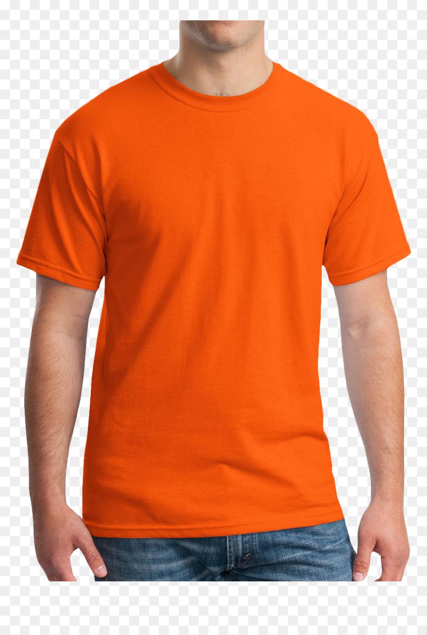 John Cena T Shirt Orange, HD Png Download
