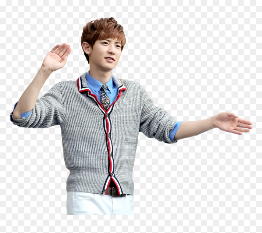 Exo, Png, And Chanyeol Image - Exo ไม่มี พื้น หลัง, Transparent Png