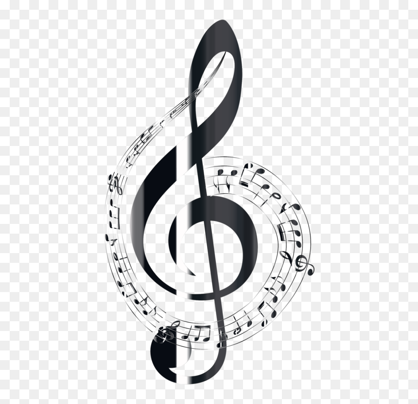 Transparent Musical Symbol Clipart - Clipart Images Of Music Notes, HD Png Download