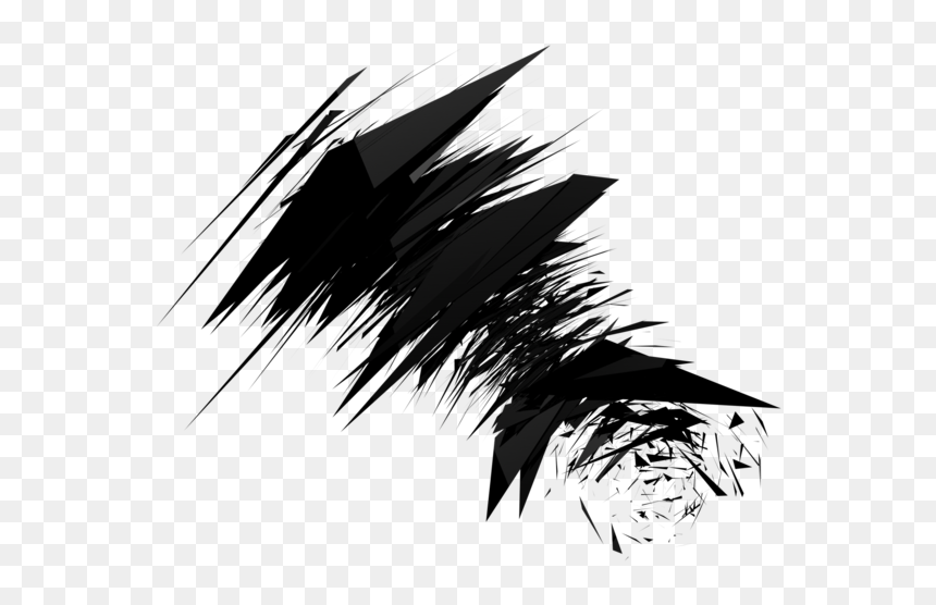 Thumb Image - Black And White Gfx, HD Png Download