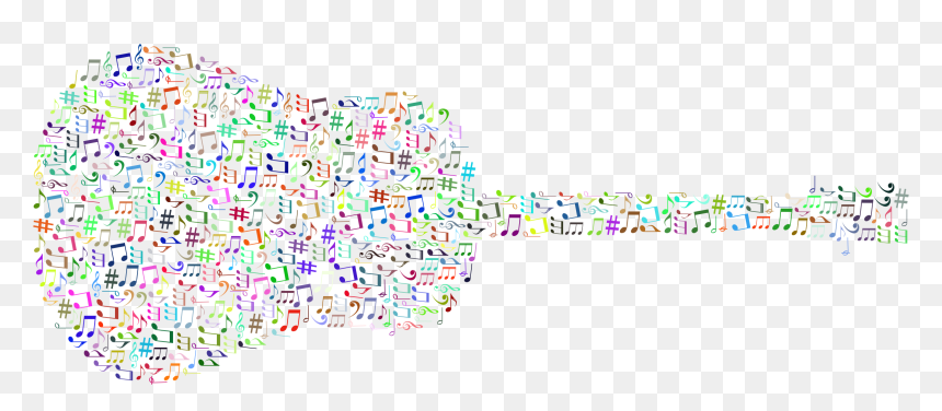 Vintage Musical Notes Png - Clear Background Png Music Notes, Transparent Png