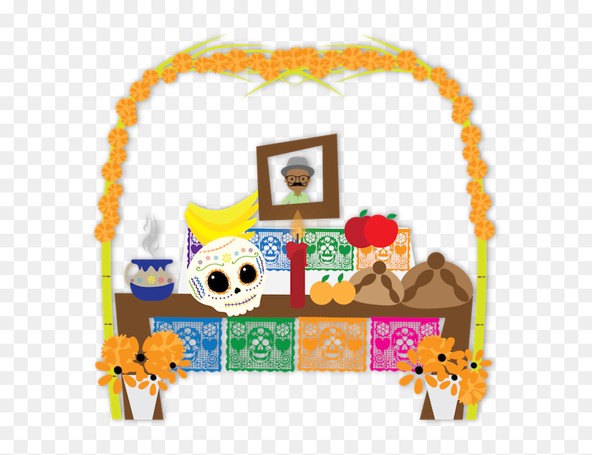 "Dulce""s Day Of The Dead Messages Sticker-7, HD Png Download"