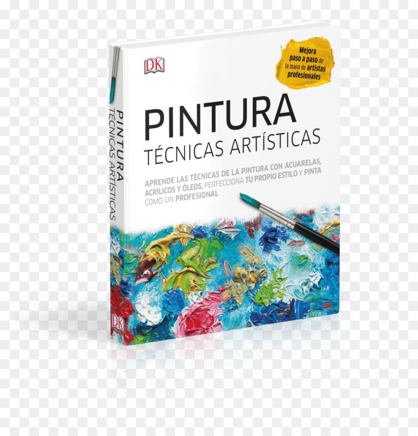 9780241301715 3d 1 - Tecnicas De Pintura Artistica, HD Png Download