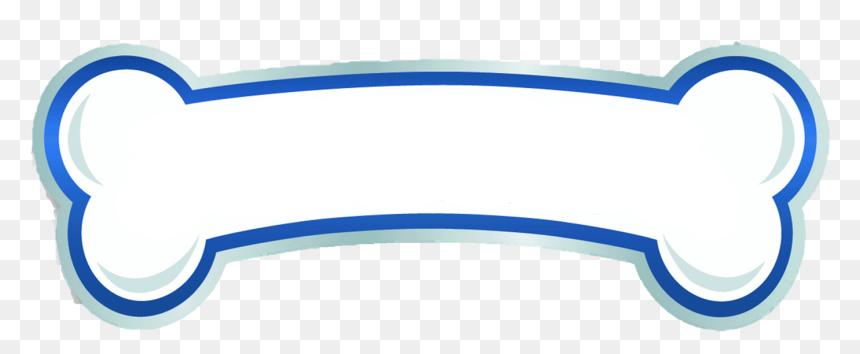 Letras Y Números De Paw Patrol Con Logo Para Editar - Hueso Paw Patrol Png, Transparent Png