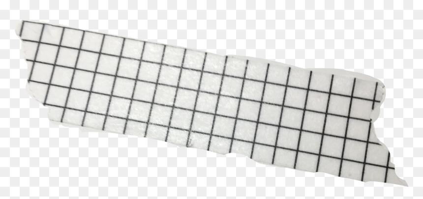 #washitape #tape #washi #sticker #white #handmade #scrapbook - Transparent Washi Tape Png, Png Download