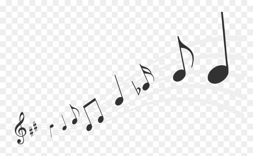 Musical Notation Symbol Png Picture - Music Notes Transparent Png, Png Download