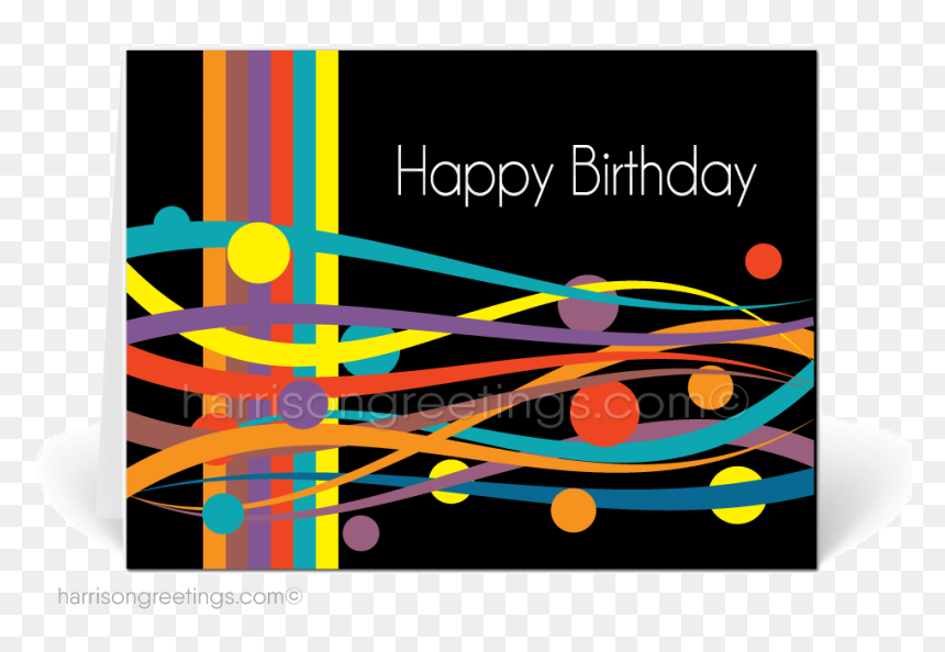 Png Download , Png Download - Happy Birthday Contemporary, Transparent Png