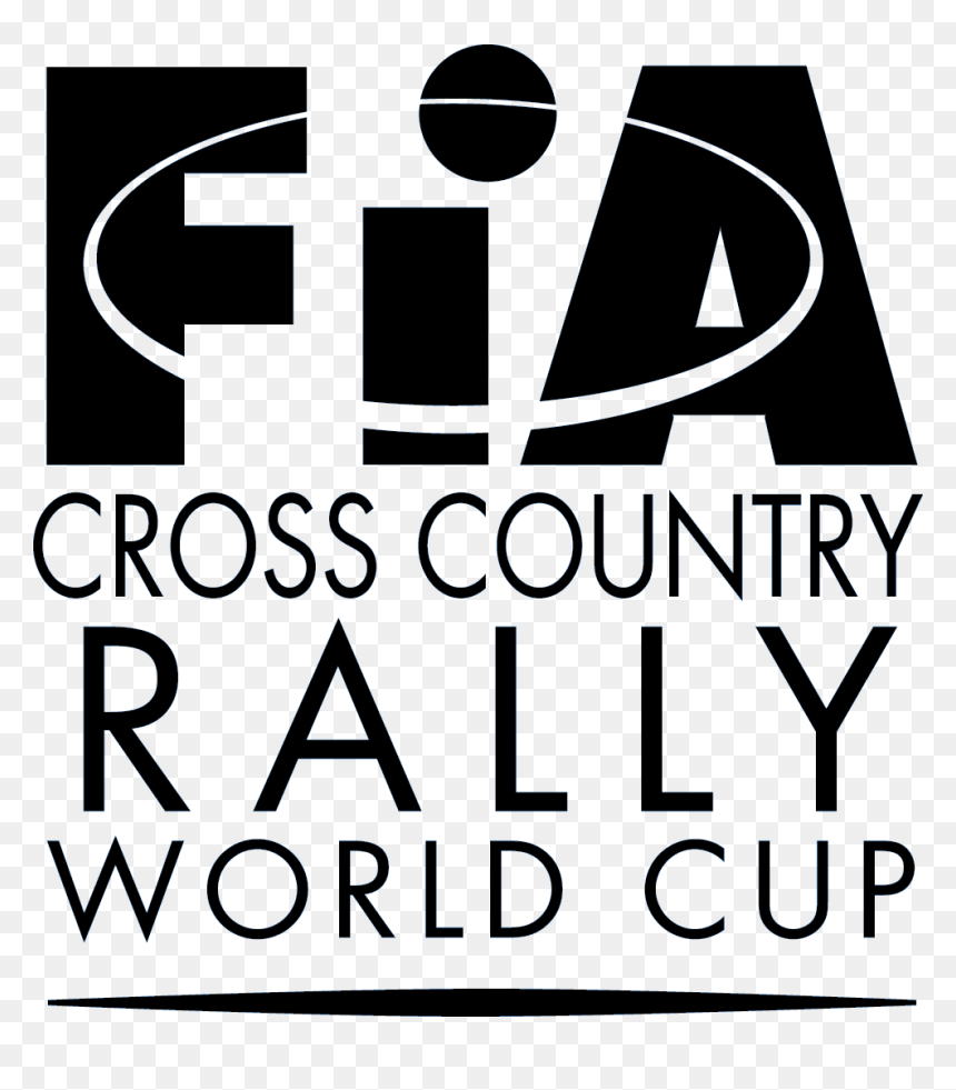 Fia Cross Country Rally Logo, HD Png Download