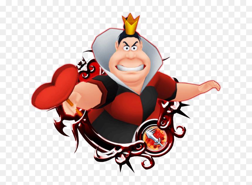 Queen Of Hearts Png - Axel Kingdom Hearts, Transparent Png