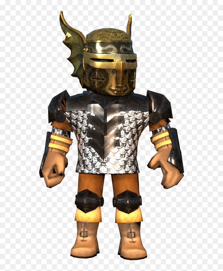 Transparent Knight Roblox Image Transparent Download - Breastplate, HD Png Download