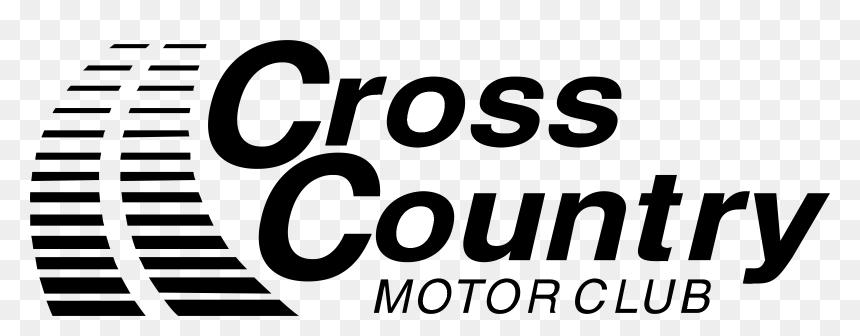 Cross Country Motor Club Logo, HD Png Download
