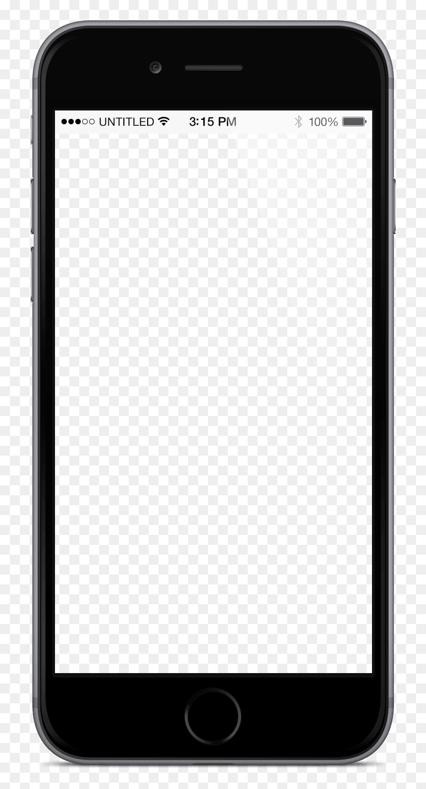 Transparent Iphone Message Bubble Png - Android Phone Png Logo, Png Download