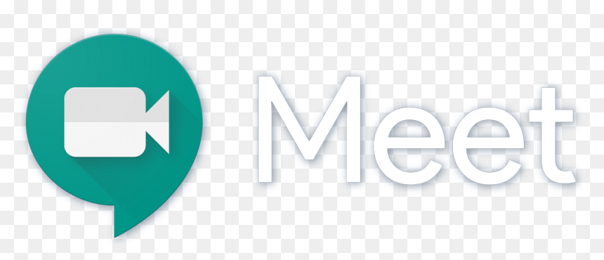 Logo Google Meet Png Hd, Transparent Png
