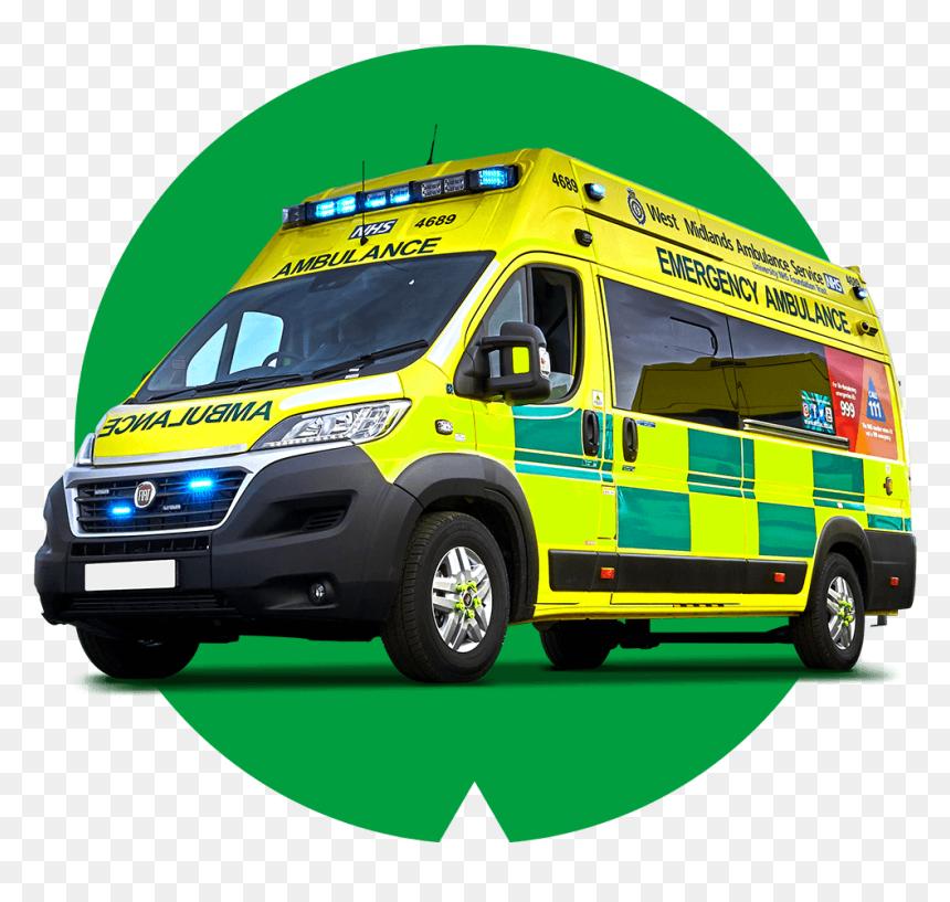 O H Van Body Ambulance Compact Van Hd Png Download 1000x1000 Png Dlf Pt