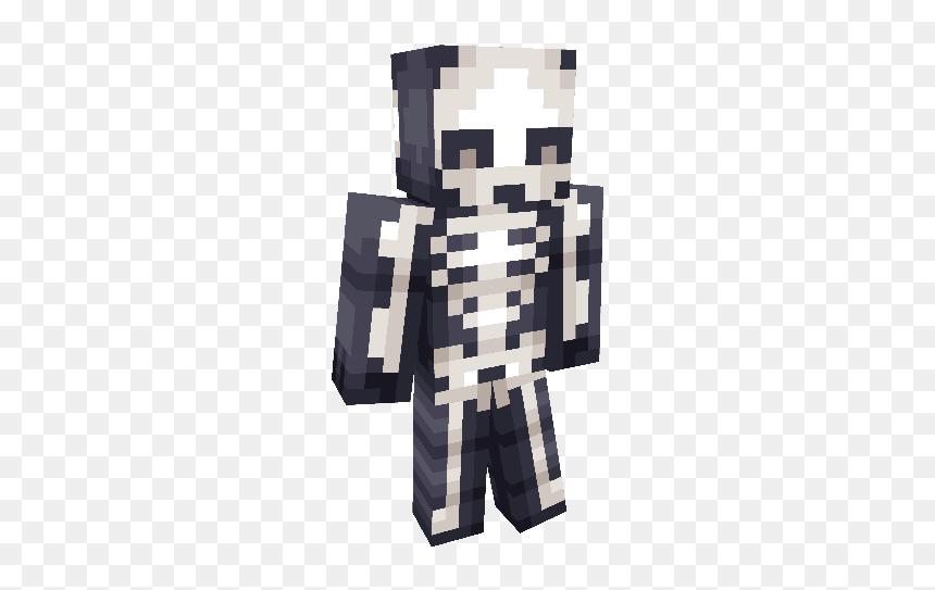 скины скелетов для майнкрафт #5