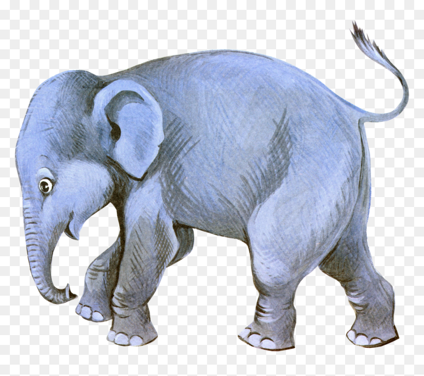 Circus Elephant Png Download - Слон Пнг, Transparent Png