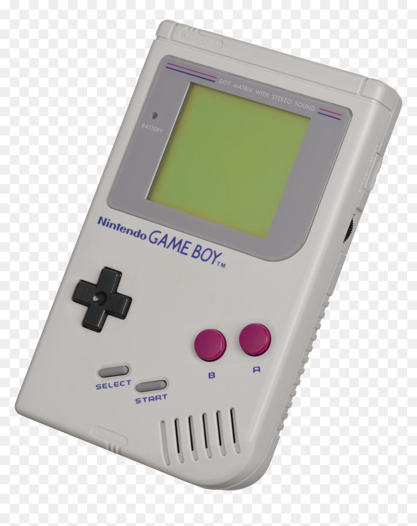 Nintendo Game Boy 1989, HD Png Download