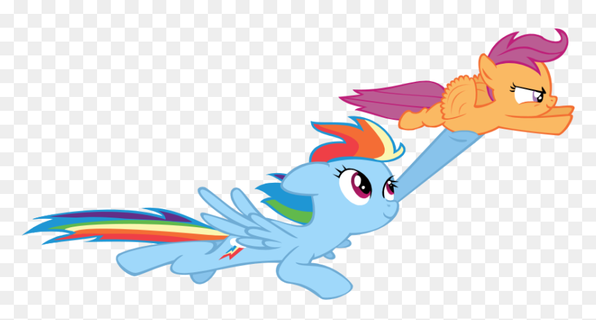 Rainbow Dash Flying Png Free Download My Little Pony Scootaloo Flying Transparent Png 875x449 Png Dlf Pt Pngkit selects 914 hd mlp png images for free download. dlf pt